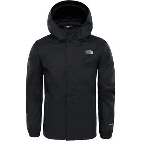 The North Face Resolve Reflective Jacket Pojkar tnf black